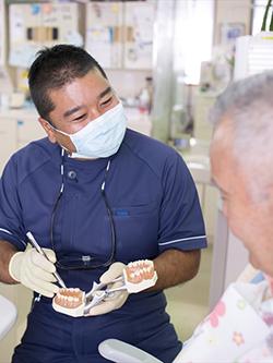 最も恐ろしい口腔内の病気、それが歯周病です。